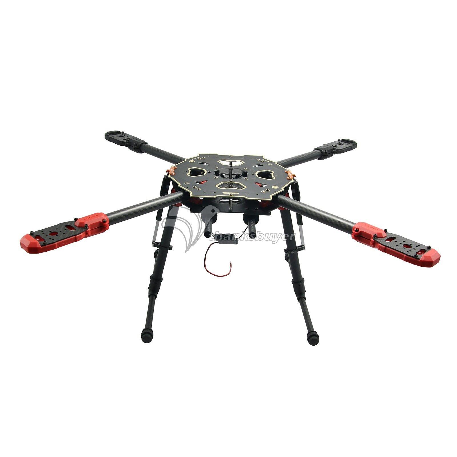 TL65S01 Tarojo 650 Sport Cuadricóptero con tren de aterrizaje plegable electrónica para vista en primera persona