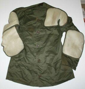 Vintage-10-X-Shooting-Jacket-Sz-40-1960-Bayou-Rifles-Houston-Texas-Patches