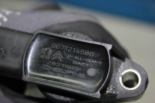 Peugeot 208 1.2 año 14 1x bobina de delphi 9671214580