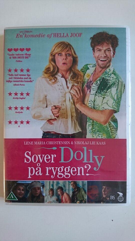 Sover Dolly På Ryggen?, instruktør Hella Joof, DVD