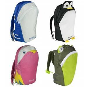 Regatta Kids Zephyr Day Pack Hardwearing Backpack Rucksack Animals Design Bag