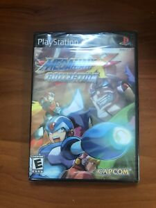Mega-Man-X-Collection-PlayStation-2-Brand-New-and-Sealed