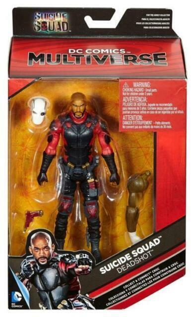 """DC Comics Multiverse Suicide Squad Deadshot Figure 6/"""""""