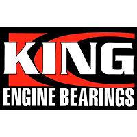 KING RACE ROD MAIN ENGINE BEARINGS CHEVY 454 396 racing