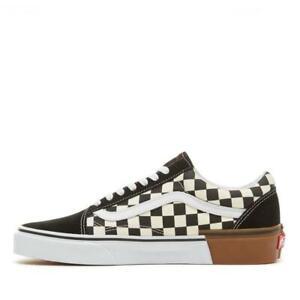 chaussure vans old skool damier