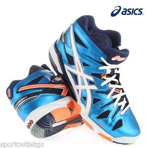 5 Donna Asics Scarpe B401y Sensei Blu Gel Uomo Pallavolo Mt Volley 6qHHgxEw0