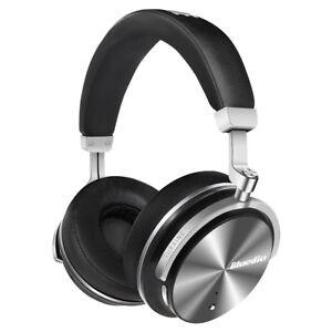 BLUEDIO T4S Bluetooth Headphones Wireless Headphones With Noise Cancelling 754047088520