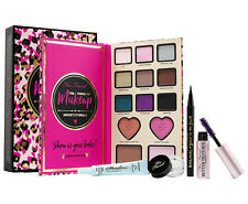 TOO FACED NIKKIE TUTORIALS POWER OF MAKEUP PALETTE COLLECTION IN BOX AUTHENTIC!!