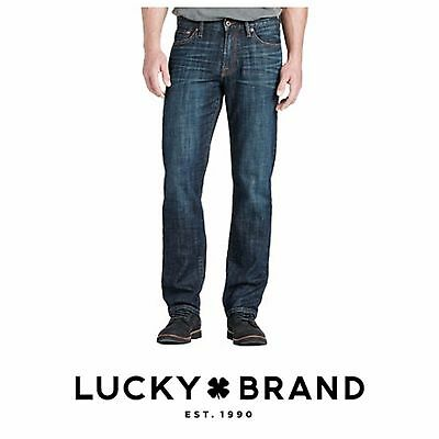 Lucky Brand Jean 221 Straight Mens Pants VARIETY Size /& Wash PO E51 SALE