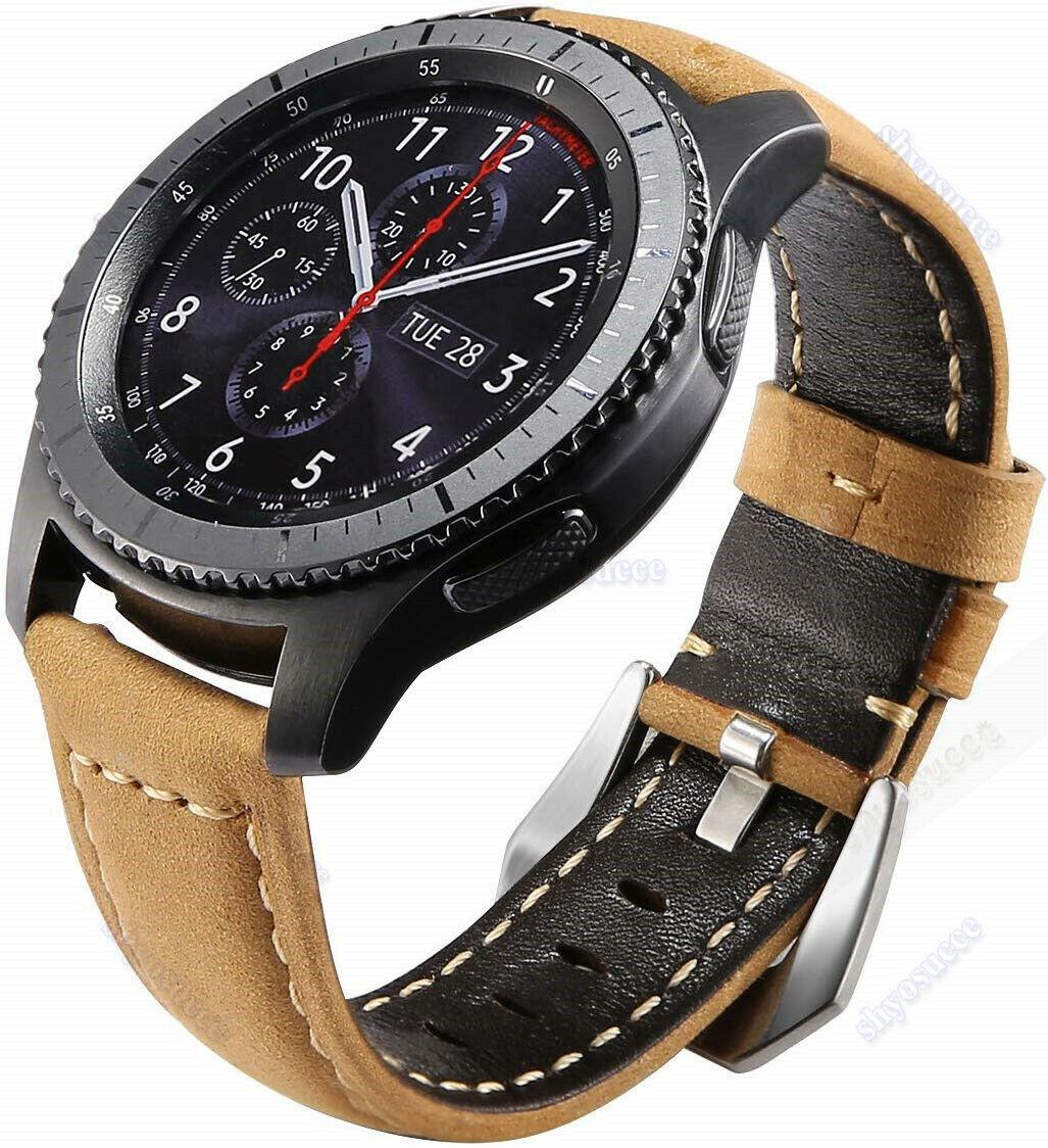 Für Garmin Vivoactive4//Active//Move Venu//Style Woven Nylon Armband Uhrenarmband