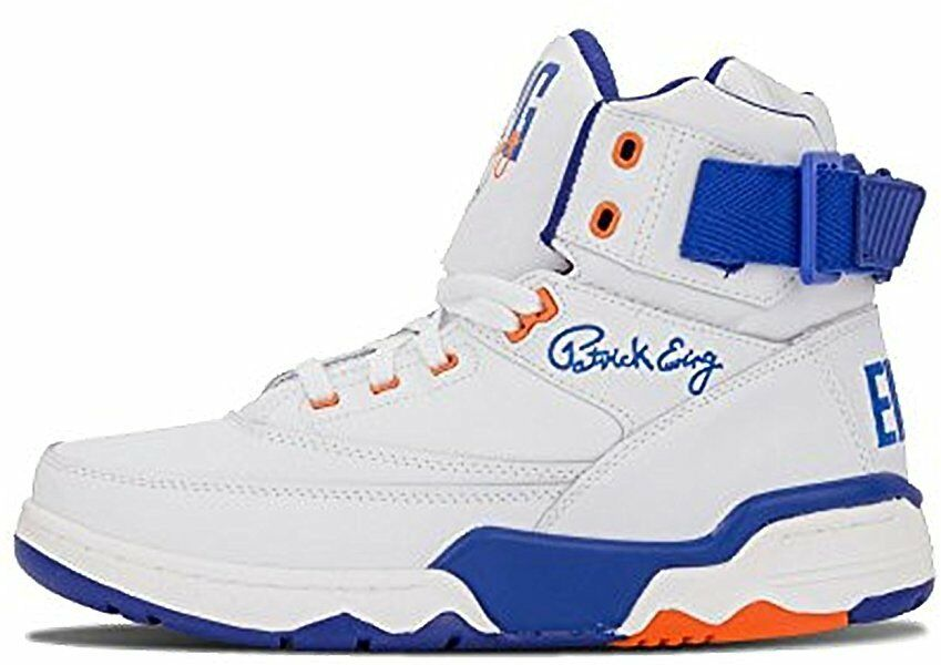 Patrick Ewing Authentic old school fashion indoor outdoor play basketball shoe