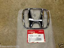 Genuine OEM Honda CR-V Front Grille H Emblem 2002-2004