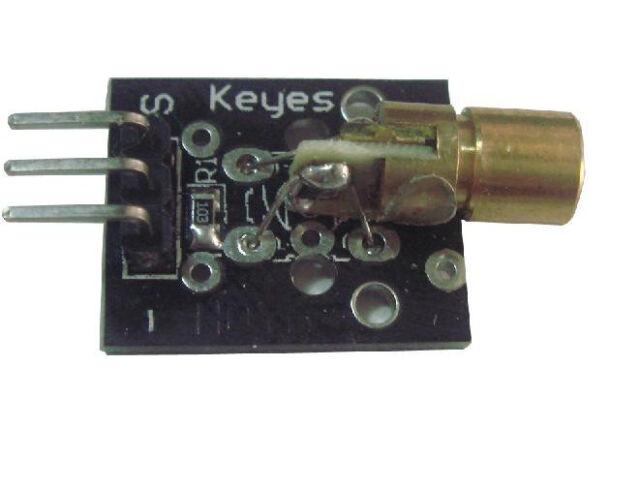 5PCS KY-008 Laser Transmitter Module for Arduino AVR PIC good