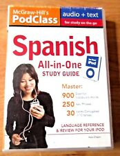 McGraw-Hill's PodClass Spanish All-in-One Study Guide for Ipod, Iphone + Itouch