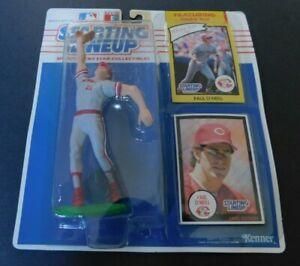 Paul O'Neill CINCINNATI REDS 1990 Starting Lineup MLB baseball figure R slu card