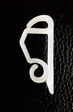 50 x gutter hooks external light hooks christmas light clips outdoor hooks xmas