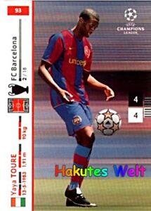 PANINI-Champions-League-2007-2008-07-08-Yaya-Toure-Nr-93-FC-Barcelona