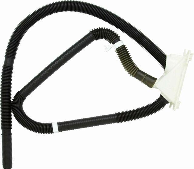 Genuine OEM W10096921 Whirlpool Washer Drain Hose WPW10096921 PS2344536