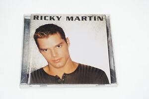 RICKY MARTIN ESCA 8017 JAPAN CD A13645
