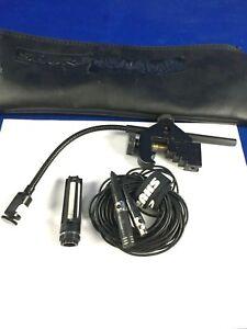 Acheter Pas Cher Shure 98 Condensateur Filaire Microphone + Flexible Pince-afficher Le Titre D'origine