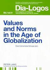 Values And Norms In The Age Of Globalization  9783631551714