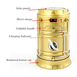 Portable-LED-USB-Solar-Rechargeable-Lantern-Outdoor-Camping-Hiking-Lamp-Light