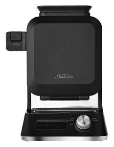 Sunbeam Shade Select Vertical Waffle Maker Black Classics WAM5000BK