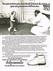 3e2555b77bb7f ... PUBLICITE-ADVERTISING-114-1979-BABY-MARCHE-chaussures-bebe