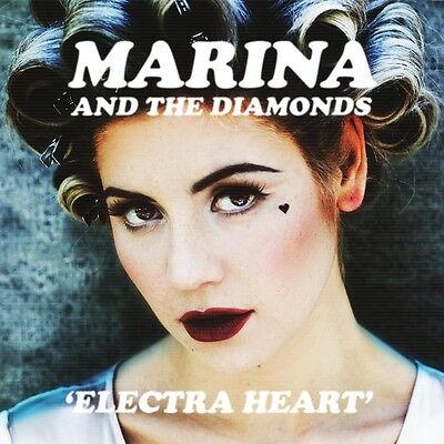 Marina and the Diamonds - Electra Heart - New Vinyl LP | eBay