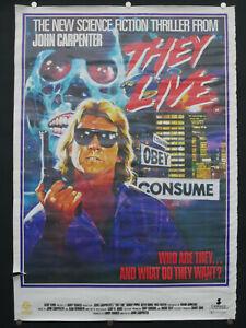 they-live-1988-video-shop-film-poster-John-Carpenter-Roddy-Piper