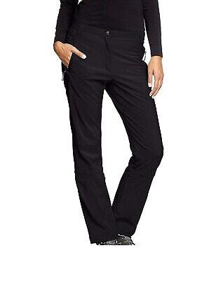 CMP Pantaloni fondo largo in softshell, Donna - Art. 3A00486N-U901 (Nero)    eBay
