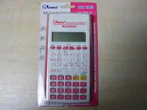2019 new term scientific calculator kk 82ms good styling adn more.