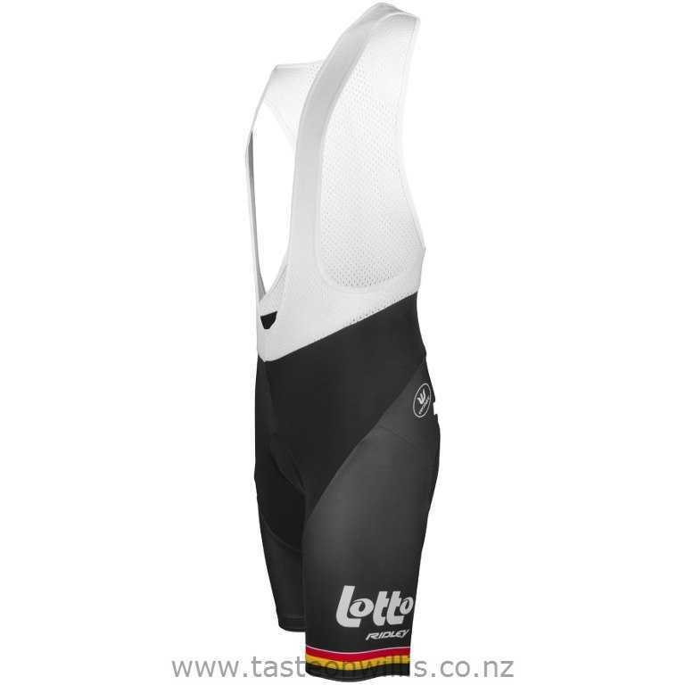 LOTTO SOUDAL Team Cycling BibTights 2015 Padded Large   the best online store offer