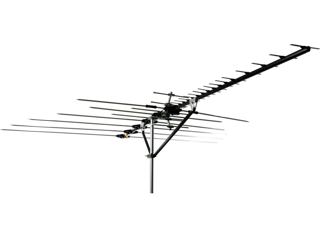CM-5020 channelmasteroutlet Channel Master Masterpiece 100 Outdoor TV Antenna Heavy Duty Long Range CM-5020