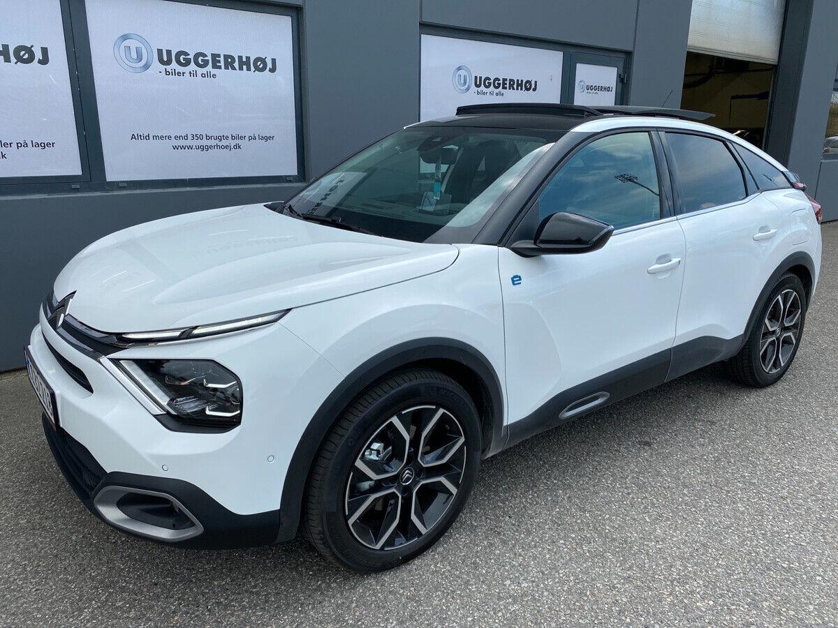 Citroën ë-C4  Shine Sport 5d - 309.000 kr.
