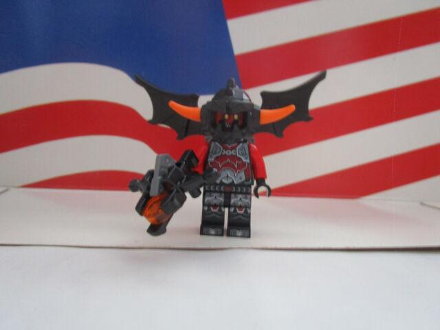 Lego Nexo Knights Aaron Fox/'s Aero-Striker V2 70320