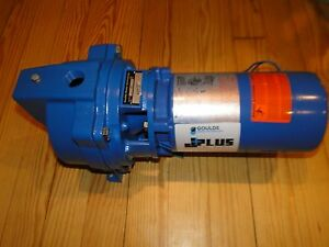 Image Is Loading Goulds J5s Jet Pump Brand New 1 2
