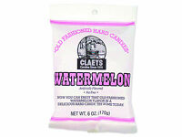 1 Package Of Claeys Watermelon Drops Hard Candy With Free Shipping