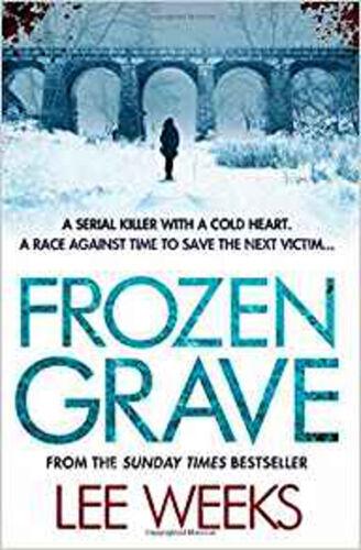 1 of 1 - Frozen Grave (Dc Ebony Willis 4), New, Weeks, Lee Book