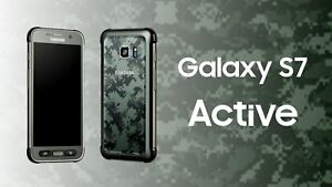 New-in-Sealed-Box-Samsung-S7-ACTIVE-32-64GB-G891A-AT-amp-T-Unlocked-Smartphone