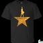 NEW Hamilton American Musical Mens Short Sleeve T-Shirt Black Cotton Tee S-6XL