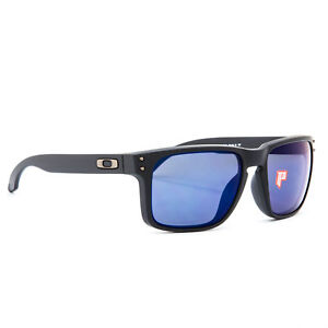 c124463b9cb Oakley Matte Black ice Iridium Polarized Holbrook Oo9102 Sunglasses ...