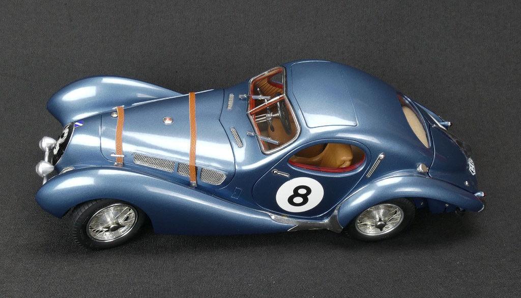 MCC 1 18 TALBOT-LAGO coupérace version le mans  8 1939 Limited M-167