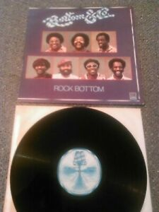 BOTTOM & CO - ROCK BOTTOM LP EX!!! ORIGINAL DUTCH MOTOWN 5C 062 98732 FUNK