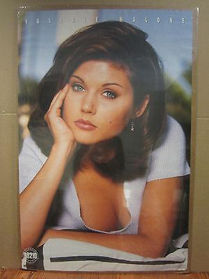 vintage Beverly Hills 90210 Valerie Malone Hot Girl Poster 1991 4872