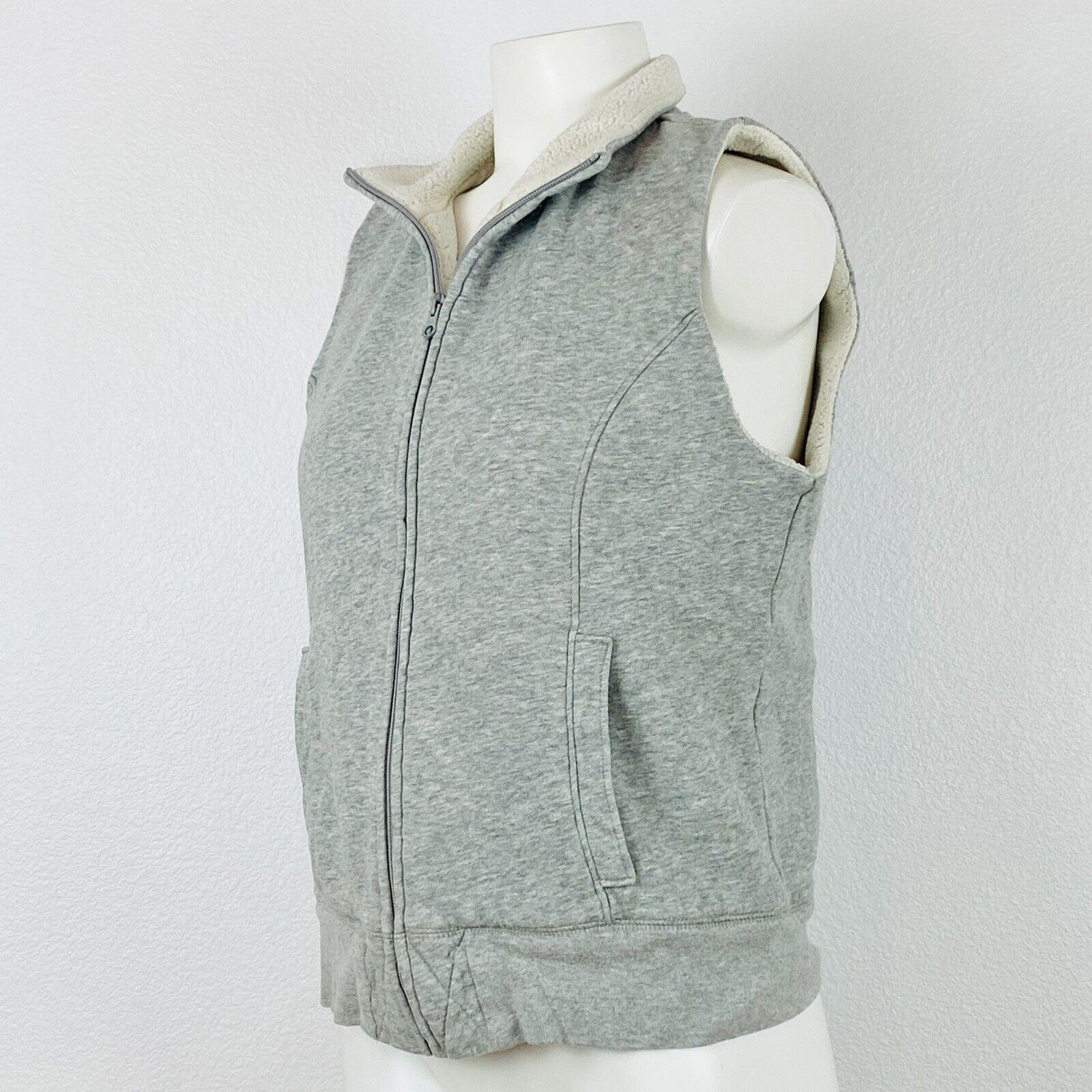 Basic Editions Women Fleece V-Neck Pajama Set Size 2X