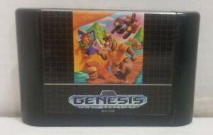 Disney-039-s-TaleSpin-Sega-Genesis-1992-Video-Game-Cartridge-Only-TESTED-FREE-SHIP