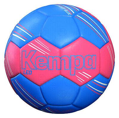 Kempa Leo Handball 2020 Fluo rot//kempablau
