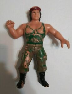 WWF Corporal Kirchner Figure LJN Titan Sports VTG WWE