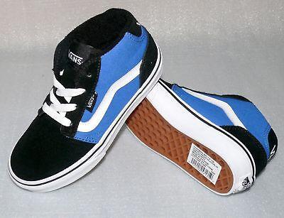 Vans Chapman MID K'S Kinder Schuhe Freizeit Sneaker Gr 31